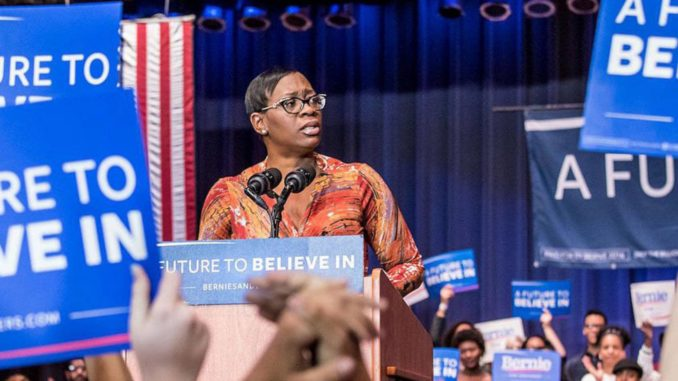 Daily Kos Under Fire After Editor Smears Nina Turner