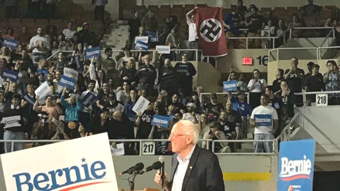 Anti-Semitism Directed At The Bernie Sanders Campaign