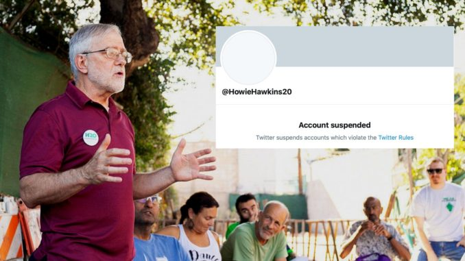 Green Party Candidate Suspended On Twitter For Impersonating Himself